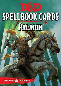 Dungeons & Dragons Fifth Edition: Paladin Spell Deck