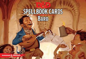 Dungeons & Dragons Fifth Edition: Bard Spell Deck