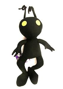 "Plush Toy Kingdom Hearts 12"" Heartless"