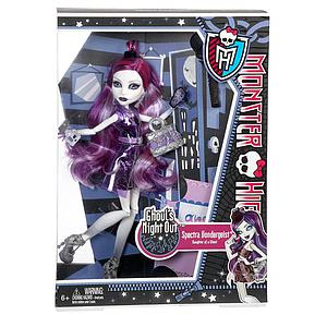 Mattel Monster High Ghouls Night Out Doll: Spectra Vondergeist