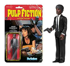 ReAction Figures Pulp Fiction Movie Series Jules Winnfield (Retired)