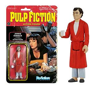 ReAction Figures Pulp Fiction Movie Series Jimmie Dimmick (Retired)