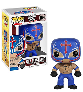 Pop! WWE Vinyl Figure Rey Mysterio #06 (Vaulted)