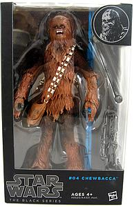 Star Wars Legends The Black Series: Chewbacca #04