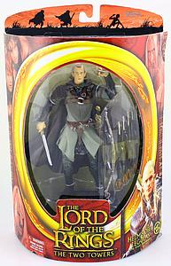 Lord of the Rings The Two Towers Set: Helm's Deep Legolas