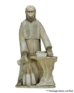 "Planet of the Apes Classic 12"" Lawgiver Statue"