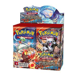 Pokemon Trading Card Game: XY Primal Clash Booster Box (36 Packs)