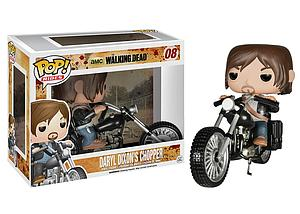 Pop! Rides Television The Walking Dead Vinyl Figure Daryl Dixon's Chopper #08