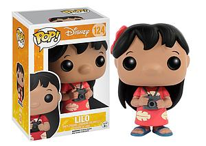 Pop! Disney Lilo & Stitch Vinyl Figure Lilo #124