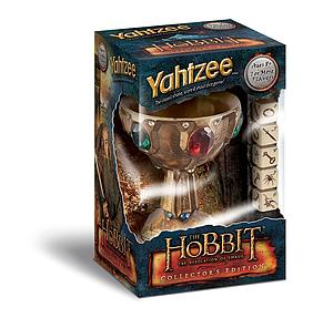 Yahtzee: The Hobbit The Desolation of Smaug Collector's Edition