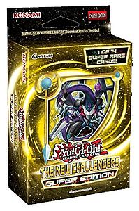 Yugioh Trading Card Game: The New Challengers Super Edition