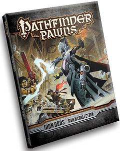 Pathfinder Pawns: Iron Gods Adventure Path Pawn Collection