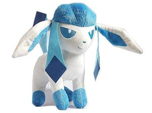 "Pokemon Plush Glaceon (12"")"