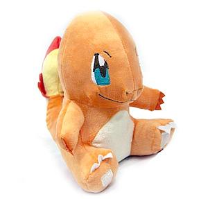"Pokemon Plush Charmander Sitting (12"")"