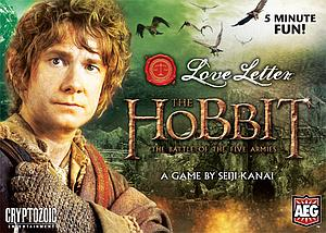 Love Letter: The Hobbit Battle of the Five Armies (Boxed Version)