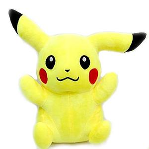 "Pokemon Plush Pikachu Celebrating (12"")"