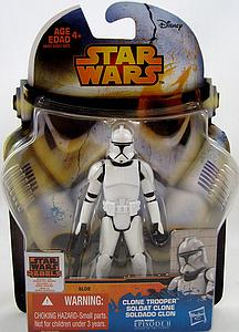 Star Wars Rebel Saga Legends: Clone Trooper (SL08)