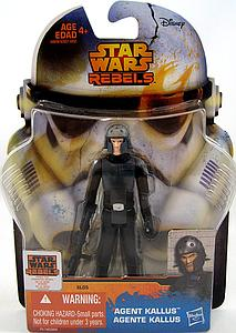 Star Wars Rebel Saga Legends: Agent Kallus (SL05)