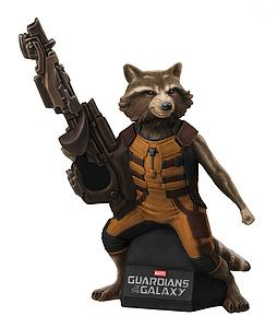 Monogram Marvel Guardians of the Galaxy PX Exclusive Piggy Bank: Rocket Raccoon