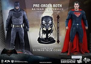 Batman (Special Edition) and Superman (Exclusive)