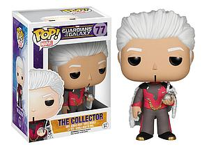 Pop! Marvel Guardians of the Galaxy Vinyl Bobble-Head The Collector #77 (Vaulted)