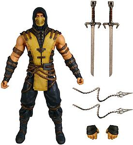 "Mortal Kombat X Series 1 6"" Scorpion"