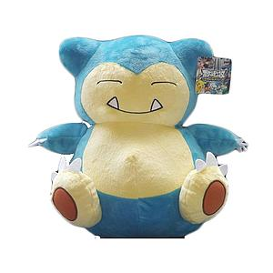 "Pokemon Plush Snorlax (12"")"