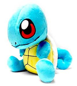 "Pokemon Plush Squirtle (12"")"