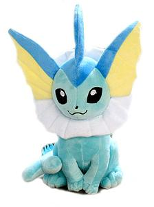 "Pokemon Plush Vaporeon (12"")"