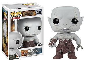 Pop! Movies Hobbit The Desolation of Smaug Vinyl Figure Azog #48 (Retired)