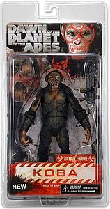 "Dawn of the Planet of the Apes Classic 7"": Koba (Machine Gun)"
