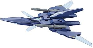 Gundam High Grade Build Fighters 1/144 Scale Model Kit: Lightning Back Weapon System