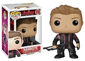 Pop! Marvel Avengers Age of Ultron Vinyl Figure Hawkeye #70 (Vaulted)