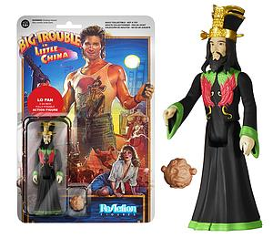 ReAction Figures Big Trouble in Little China Series Lo Pan