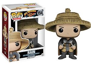 Pop! Movies Big Trouble in Little China Vinyl Figure Rain #154 (Retired)