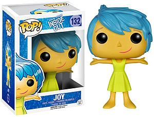 Pop! Disney/Pixar Inside Out Vinyl Figure Joy #132