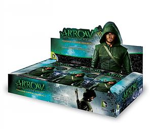 Arrow the Television Series Trading Cards Season 1 Booster Box