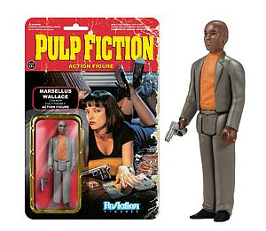 ReAction Figures Pulp Fiction Movie Series Marsellus Wallace (Retired)