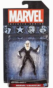 "Marvel Universe 3 3/4"" Infinite Series: Marvel's Black Cat"