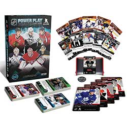 NHL Power Play Team-Building Card Game 2 Player Expansion (Cancelled)