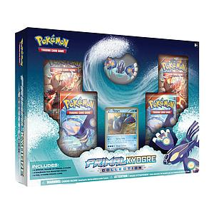 Pokemon Trading Card Game: Groudon / Kyogre Primal Kyogre Collection