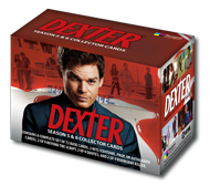 Dexter Season 5-6 Collector Cards Set Box