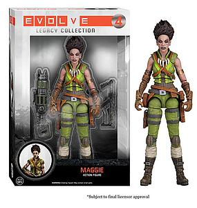 Legacy Collection Evolve: Maggie #4 (Vaulted)