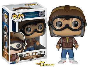Pop! Disney Tomorrowland Vinyl Figure Young Frank Walker #140 (Vaulted) (Sale)