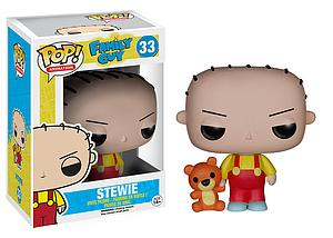Pop! Animation Family Guy Vinyl Figure Stewie #33 (Vaulted)