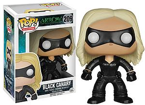Pop! Television Arrow Vinyl Figure Black Canary #209