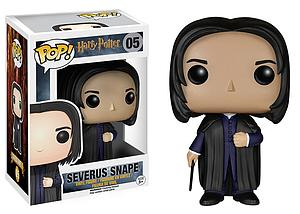 Pop! Harry Potter Vinyl Figure Severus Snape #05