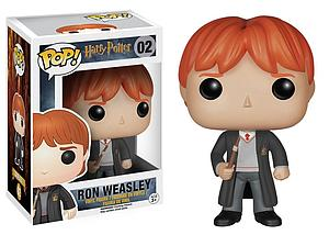 Pop! Harry Potter Vinyl Figure Ron Weasley #02