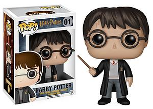 Pop! Harry Potter Vinyl Figure Harry Potter #01