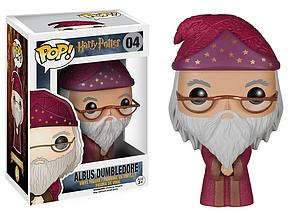 Pop! Harry Potter Vinyl Figure Albus Dumbledore #04